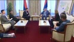 Američki ambasador u BiH razgovarao sa zvaničnicima Republike Srpske