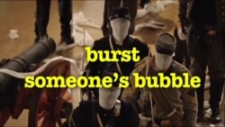 Học tiếng Anh qua phim ảnh: Burst one's bubble-Night at the museum (VOA)