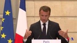 """Paris et Madrid pour des """"centres fermés"""" pour migrants en Europe (vidéo)"""