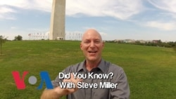 What's the secret of the Washington Monument?