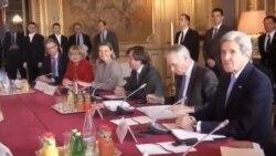 جان کری: ایران و روسیه مراقب مواضع جدید دولت سوریه در مذاکرات باشند