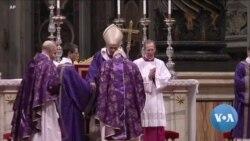 Papa Benedicto wa 16 yabaye Umushumba wa 265 wa Kliziya Gatolika