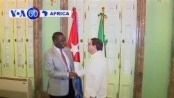 VOA60 Afirka - Satumba 3, 2013, Ministan harkokin wajen Najeriya ya rabtaba hannu kan yarjejeniya a birnin Havana na karfafa kawance da zumunci da hadin kai tsakanin Najeriya da kasar Cuba