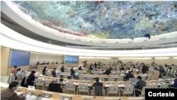 El Consejo de DD.HH. de la ONU votó el martes 6 de marzo de 2020 a favor de una la resolución para prorrogar por dos años más la llamada Misión de Determinación de Hechos para Venezuela que lidera la oficina de Michelle Bachelet.