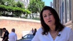 VOA's Mary Alice Salinas Reports From Vienna, July 4