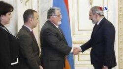 Կալիֆորնիայի խորհրդարանի անդամները վերջերս այցելել են Հայաստան` կառուցողական հանդիպումներ են ունեցել վարչապետի այլոց հետ