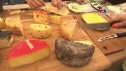 Ռուսաստանի առաջին Պարմեզան տեսակի պանիրը