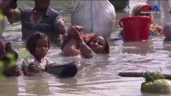 Myanmar'dan Kaçan Arakanlı Müslümanların Zorlu Yolculuğu