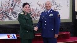 Giới chức quân sự Việt-Trung gặp nhau ở Bắc Kinh
