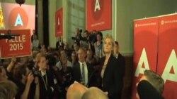 丹麥中間偏右聯盟贏得議會選舉