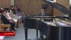 Nhạc sinh trẻ gốc Việt và niềm đam mê nhạc thính phòng