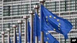 Sedište Evropske komisije u Briselu (Foto: AP/Yves Logghe)