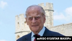 FEBRUARY 17th 2021 - Prince Philip The Duke of Edinburgh has been hospitalized. He was admitted to King Edward VII's Hospital in London, England as a precautionary measure after feeling unwell. - File Photo by: zz/KGC-512/STAR MAX/IPx 2020 6/9/20…