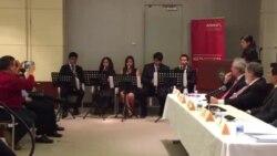 Orquesta de jóvenes salvadoreños en alto riesgo social se presenta en el Kennedy Center
