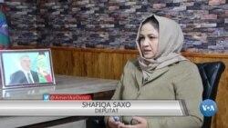 Afg'onistonlik o'zbek qonunchi: xavfsizlik va adolatsizlik xalqni qiynayotgan muammolar
