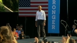 Obama Urges Americans to Make 'Only Right Choice'