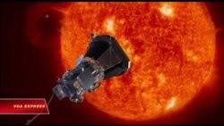 NASA đưa tàu thám hiểm mặt trời trong 7 năm