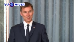 Manchetes Americanas 8 Julho: Embaixador britânico chamou presidente americano de inapto