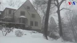 Tormenta de nieve afecta a 50 millones de personas