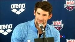 2014-10-07 美國之音視頻新聞: 美國游泳名將菲爾普斯酒駕被禁賽