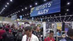 Asian-Americans Bring Diverse Perspective to Comics, Graphic Novels