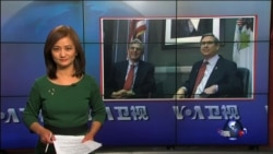 VOA卫视 (2016年4月4日第一小时节目)