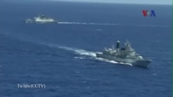 Mỹ-Trung diễn tập chung ở Biển Đông