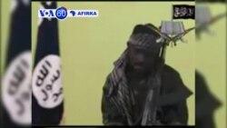 VOA60 AFIRKA: NIGERIA Shugaban Boko Haram Abubakar Shekau Ya Bar Sakon Muryarsa Inda Ya Ce Har Yanzu Shi Ke Jagorancin Kungiyar