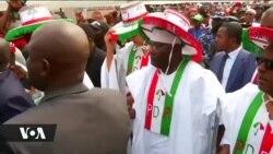 Wagombea wawili wa juu katika uchaguzi wa Rais nchini Nigeria