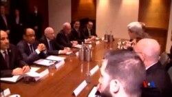 2014-12-17 美國之音視頻新聞: 美國誓言阻止巴勒斯坦決議案獲得通過