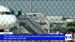 EgyptAir Plane Hijacked, Lands in Cyprus