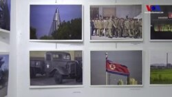 Ankara'da Fotoğraflarla Kuzey Kore Sergisi