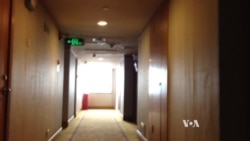 VOA EXCLUSIVE: Hotel in Guangzhou Serves as China's Loose Ebola Quarantine