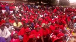 Thousands Attend MDC Alliance Rally in Chitungwiza