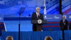 Pence CPAC