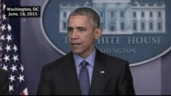 President Barack Obama Comments on S.C. Church Shooting