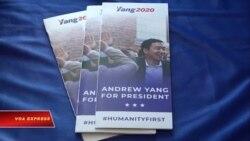 Andrew Yang, ứng cử viên tổng thống gốc Á