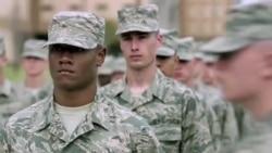 미국 젊은이들이 군에 지원하는 이유