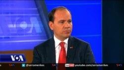 Intervistë me Presidentin e Shqipësirë Bujar Nishani
