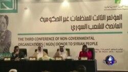 叙利亚冲突持续 人道危机加剧