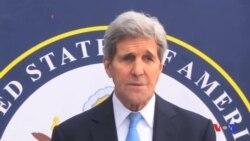 Secretary Kerry speaks in Bishkek, October 31 2015