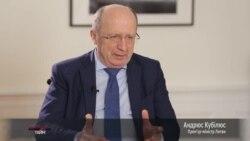 Прайм-Тайм: Андрюс Кубілюс, прем'єр-міністр Литви. Відео