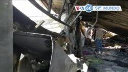 Manchetes mundo 13 Julho: Iraque - pelo menos 64 pessoas morreram e mais de 100 ficaram feridas