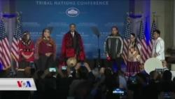 بەشداری سەرۆک ئۆباما لە کۆنفرانسی هندیـیە سوورەکان