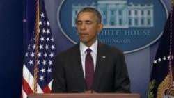 Obama Demands Americans Push for 'Common Sense' Gun Laws