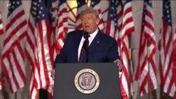 Trump atangaza kuendeleza ajenda ya kuiokoa Marekani