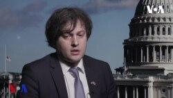 """Голова парламенту Грузії: """"З політичної точки зору у нас немає жодного інтересу до Саакашвілі"""". Відео"""