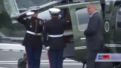 تاکید ترمپ بر افزایش همکاری نظامی میان امریکا و جاپان