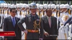 Đài Loan mất đồng minh ngoại giao - Dấu hiệu về sự giận dữ của TQ