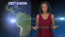 VOA60 AFRICA - AUGUST 15, 2016